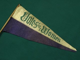 The colors used in women's movements