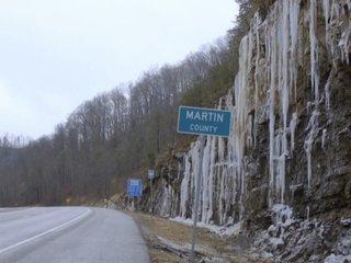 Martin County, Ky., hopes to tackle massive debt