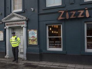 Nerve agent found in UK pub, restaurant