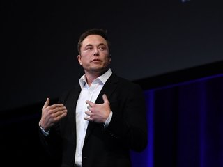 Elon Musk Says Mars Rocket Will Launch Into...
