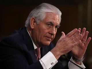 Tillerson: Russia 'clearly' behind attack on spy