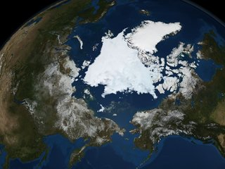 Arctic warming is linked to extreme weather