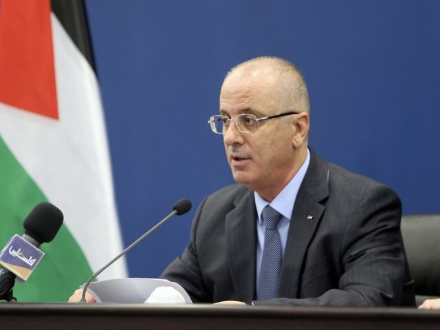 Palestinian PM Hamdallah survives Gaza bomb attack
