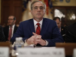 Trump reportedly plans to replace VA secretary