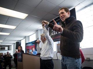 Democrat set to win upset race in Pennsylvania