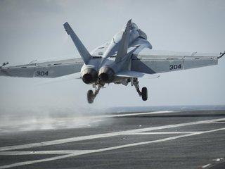 US Navy jet crashes near Key West
