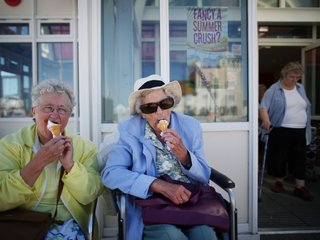 Senior citizens expected to outnumber kids soon