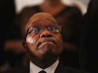 S. Africa reinstates charges against Jacob Zuma