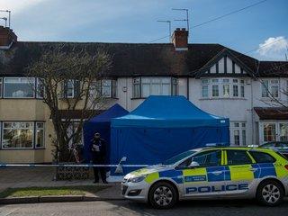 UK police open murder probe in Russian's death