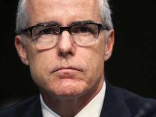 AG Sessions fires Andrew McCabe