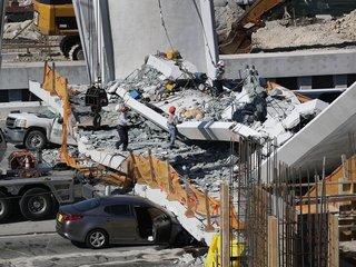 Engineer noted cracking in collapsed FIU bridge