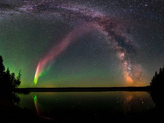Scientists name new type of aurora Steve