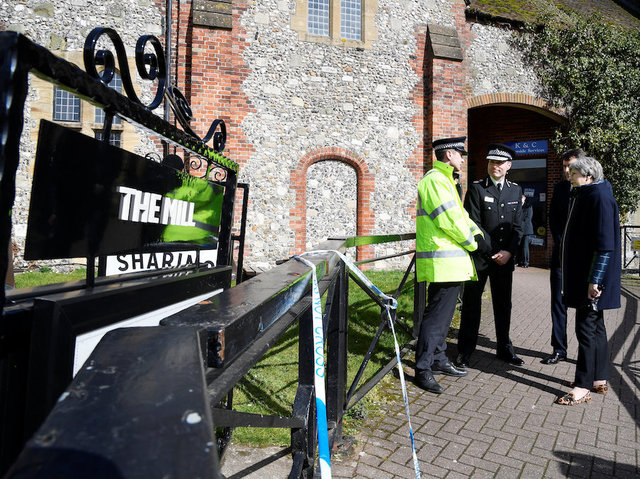 Russian diplomat claims United Kingdom  lab could be source of Salisbury poison