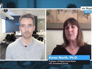 A professor shares impact of influencers