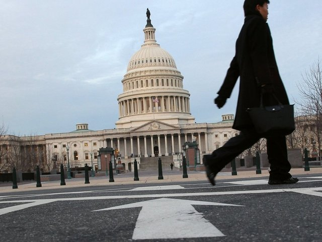 US Congress aims for six-month shutdown ... of budget squabbles