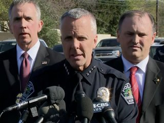 Police suspect 'serial bomber' in Austin, Texas