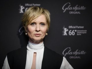 Actress Cynthia Nixon announces run for governor