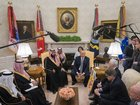 Congress vote looms over Saudi Arabia's US visit