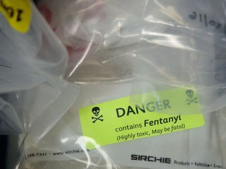 Feds seize 22 pounds of fentanyl at Ohio home