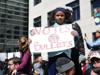 Students flock to D.C. for March for Our Lives