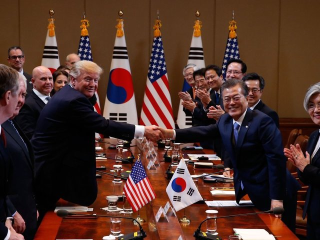 US Vehicle Exports to South Korea to Double Under New Trade Deal