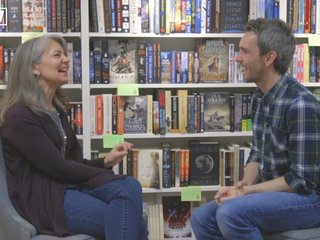Dream Jobs: Laurie Gillman, East City Bookshop