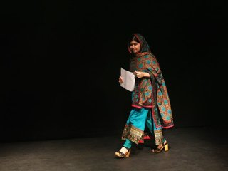 Malala's many achievements in the past 6 years