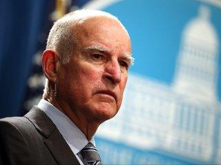 Trump criticizes California governor's pardons