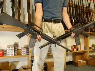 Judge upholds Massachusetts weapons ban