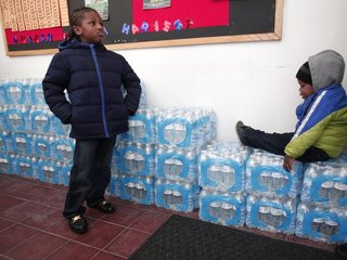 Flint residents won't get more bottled water