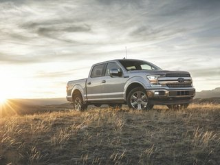 Ford recalls some 350,000 trucks and SUVs