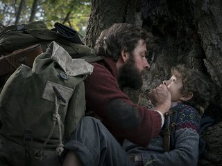 'A Quiet Place' makes noise with $50M debut