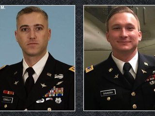 Soldiers killed in helicopter crash identified