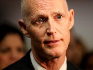 Florida Gov. Scott says he's running for Senate