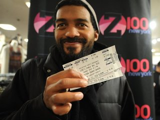 Yes, concert tickets are getting more expensive
