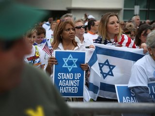 Report: Anti-Semitism is on the rise