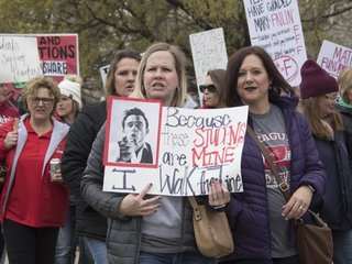 Okla. teachers frustrated after walkout ends
