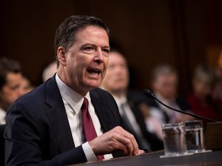 Comey: Trump may have obstructed justice