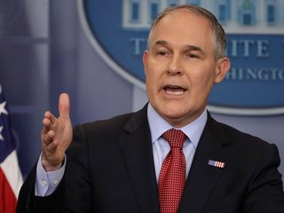 Watchdog: EPA broke law with Pruitt phone booth