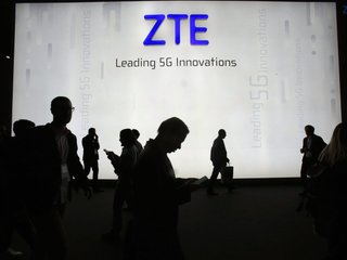 US firms banned from selling to China's ZTE