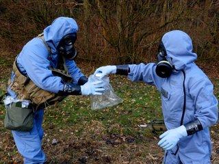 Investigators to enter alleged Syria attack site