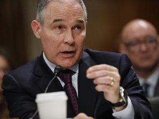 New investigation to probe Pruitt's security