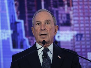Bloomberg to help pay for climate commitment
