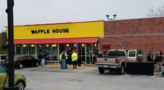 Waffle House suspect's ex-boss asked fed to help