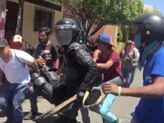 US raises Nicaragua threat level