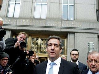 Cohen says he'll plead Fifth in Daniels case