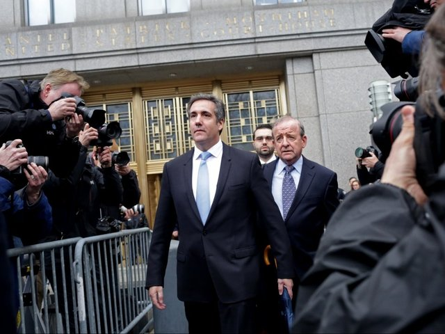 Trump fixer Michael Cohen to plead the 5th in Stormy Daniels case