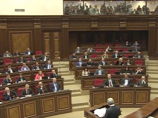 Armenian lawmakers to vote for prime minister