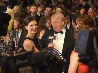 Why some actors attend WH Correspondents' Dinner