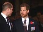 Harry picks Prince William as best man